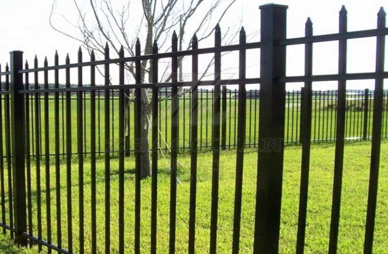 Bar Panel Fence