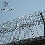 Razor Barbed Wire Fencing Installation Guidance