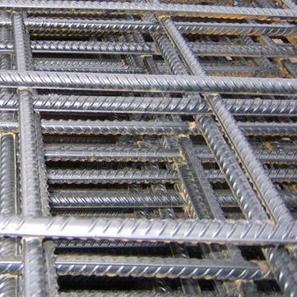 Reinforced Welded Wire Mesh Panels
