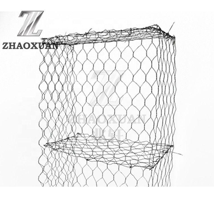 galvanized metal box