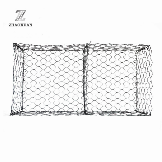 Hexagonal Gabion Box Wire Netting