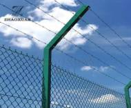 Features of Barbed Wire Fence